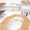 Folding and Stacking Tables