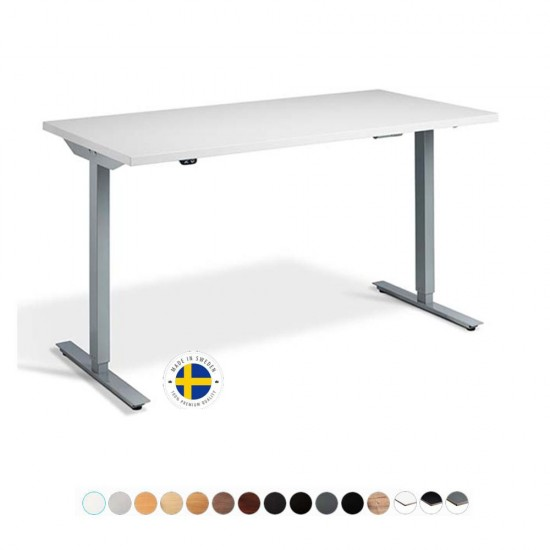 Rise 1 Electric Sit Stand Desk Our Top Selling Height Adjustable Desk 1200mm Rise 1 128