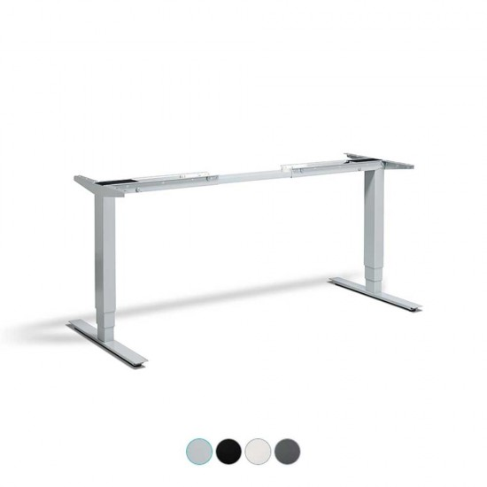 RISE 2 - FRAME ONLY - for Dual Motor Electric Height Adjustable Desk