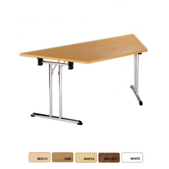 BOSTON Trapezoidal Folding Flexible Meeting/ Conference Tables