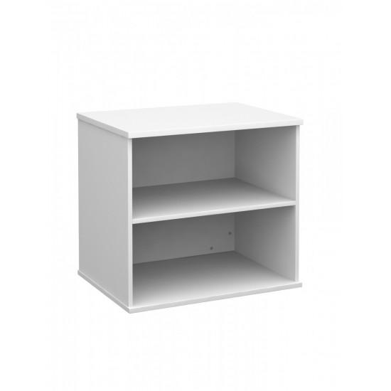 DELUXE Desk High 600mm Deep Wooden Office Bookcase