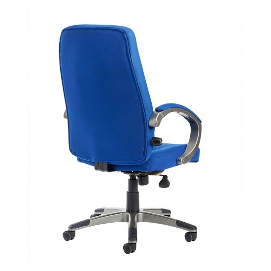 MARKUS FABRIC High Back Executive Office Chair with Arms