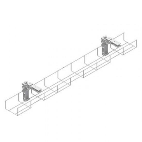Cable Basket Tray with Fixing Brackets