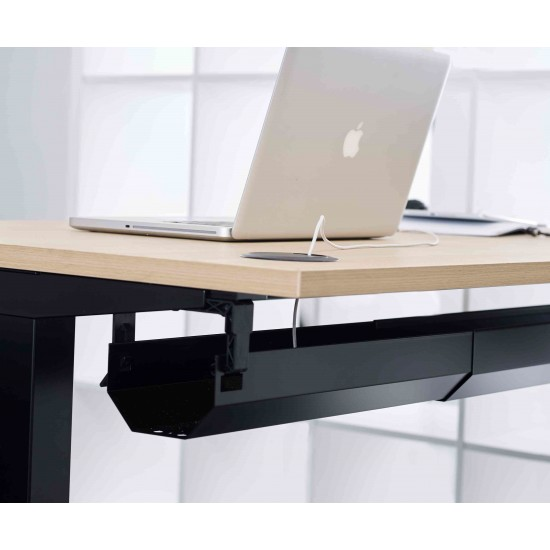 Cable Management Tray for Rise Electric Height Adjustable Desks