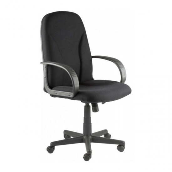 BOSTON Fabric High Back Executive Office Managers Chair