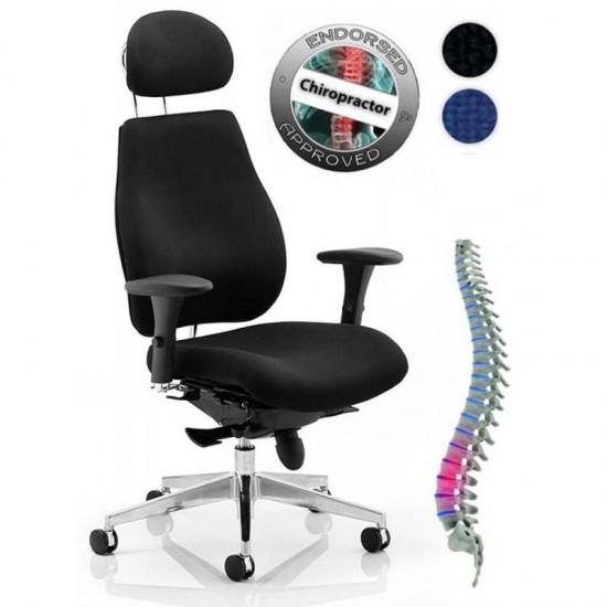 ERGO-MODE ULTIMATE 24 Hour Multi Function Ergonomic Office Chair