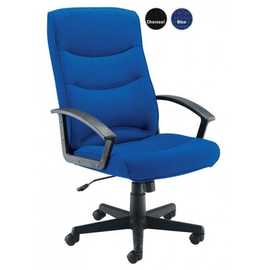FIRENZE FABRIC Great Value High Back Executive Office Chairs