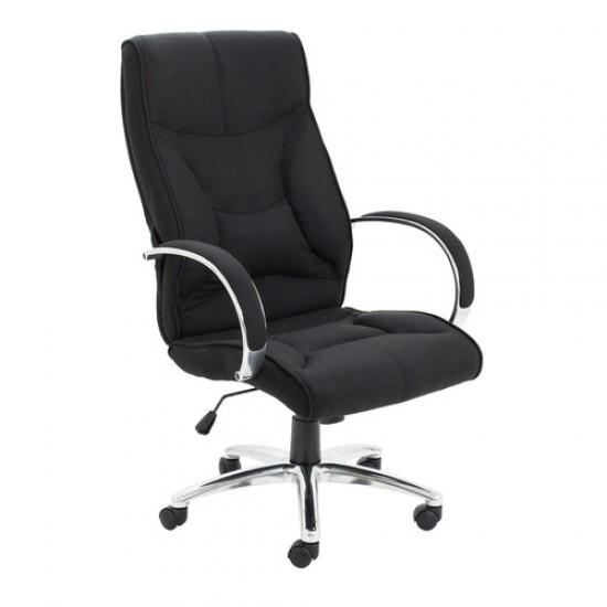 LATINA Contemporary Fabric Executive Office Chair