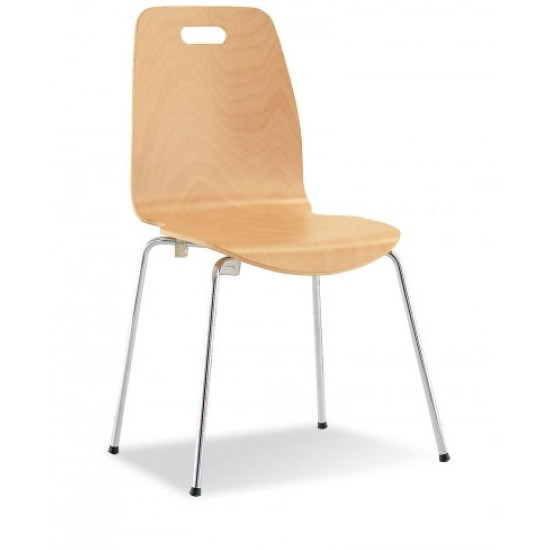 TASTE II - Classic Stackable Cafe Bistro Chairs