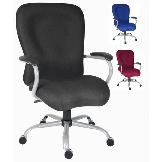ATLAS 24 Hour Heavy Duty Extra Wide Executive Office Operator Chairs